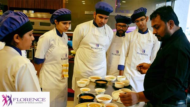 Florence - Academy Of World Cuisine - Cooking Class in Ahmedabad